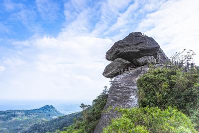 白石岭旅游风景区